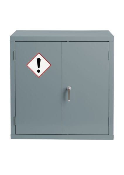 Select Range – COSHH Storage Cabinet – 750 x 1000 x 450 - James Bedford Industrial