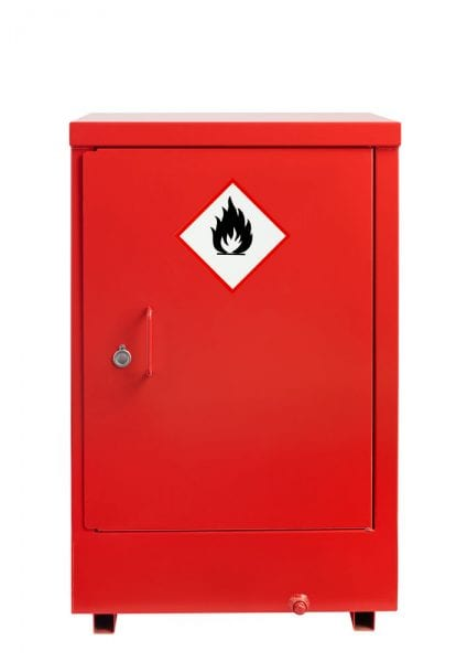 Heavy Duty Safety Cabinet – 1500x900x450 - James Bedford Industrial